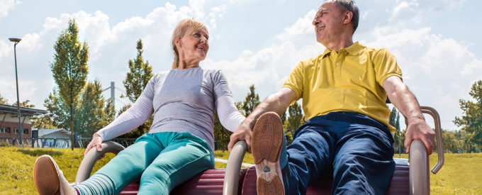 Balance and Equilibrium Information for Seniors